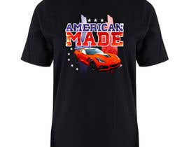 #30 for Corvette American Made Tee Shirt by jhess31