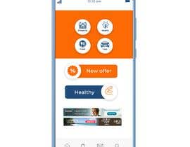 #25 for UI/UX Home page only for classified ads mobile application - 07/04/2019 10:07 EDT by Dineshaps