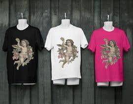 #19 cho Tshirt with Logo of Angel eating Avocado Toast bởi SA2ID