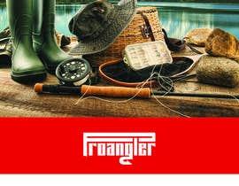nº 110 pour Proangler logo par r3dcolor