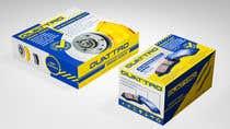 "Graphic Design Intrarea #13 pentru concursul ""Prepare packaging for Brake Pads and Brake Discs"""