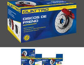 #2 pentru Prepare packaging for Brake Pads and Brake Discs de către MaxoGraphics