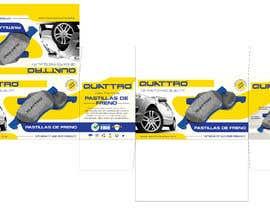 Nro 8 kilpailuun Prepare packaging for Brake Pads and Brake Discs käyttäjältä MaxoGraphics