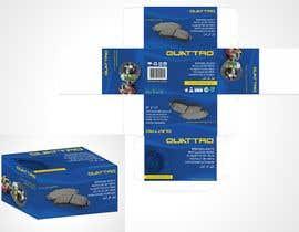 Nro 7 kilpailuun Prepare packaging for Brake Pads and Brake Discs käyttäjältä ArtRaccoon
