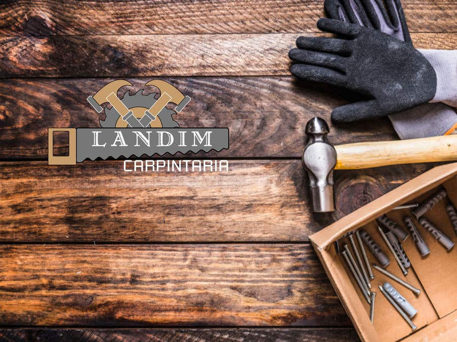 Конкурсная заявка №25 для Create a logo for a carpentry company