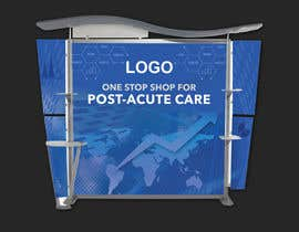 #7 for Back drop for Tradeshow Display by dissha