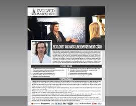 #26 for Media One-Sheet: Evolved Masculine af RABIN52