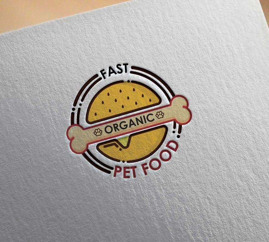 Contest Entry #1993 for LOGO - Fast food meets pet food (modern, clean, simple, healthy, fun) + ongoing work.