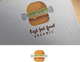 #1681 for LOGO - Fast food meets pet food (modern, clean, simple, healthy, fun) + ongoing work. by achrafhamza94