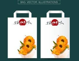 #7 for Design for grocery (shopping) bag af albakry20014