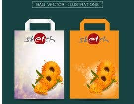 #10 for Design for grocery (shopping) bag by albakry20014