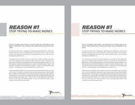 Nro 32 kilpailuun I need eBook Content Pages Designed käyttäjältä yadavsushil