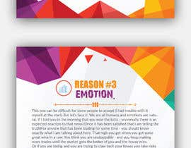 Nro 29 kilpailuun I need eBook Content Pages Designed käyttäjältä piashm3085