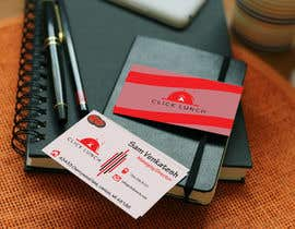 #232 cho Need a trendy visiting card design for the food delivery business bởi riazuddinraj8