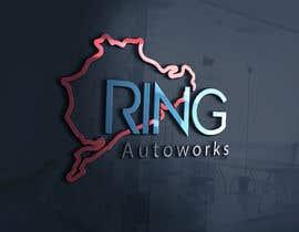 #356 para Logo for Ring Autoworks por shahinacreative