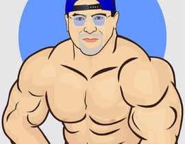 #63 for Cartoonist Job for Funny Bodybuilder Drawings (CONTEST for selection) - 10/04/2019 01:27 EDT by zainuldz