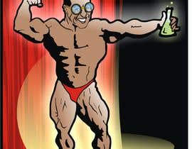 #43 for Cartoonist Job for Funny Bodybuilder Drawings (CONTEST for selection) - 10/04/2019 01:27 EDT by manikmoon