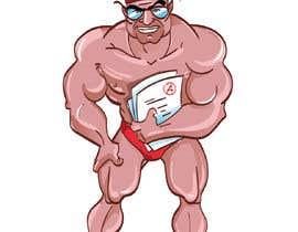 mirceawork님에 의한 Cartoonist Job for Funny Bodybuilder Drawings (CONTEST for selection) - 10/04/2019 01:27 EDT을(를) 위한 #18