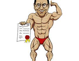 #61 for Cartoonist Job for Funny Bodybuilder Drawings (CONTEST for selection) - 10/04/2019 01:27 EDT by Dreamcatcher321
