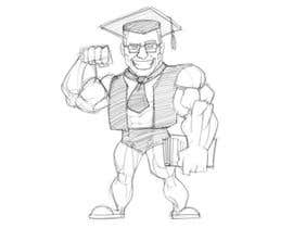 #62 for Cartoonist Job for Funny Bodybuilder Drawings (CONTEST for selection) - 10/04/2019 01:27 EDT by MyPrints