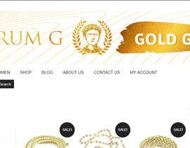 #71 for Banner for Jewel Website by paulpetrovua