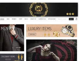 #97 for Banner for Jewel Website by becretive