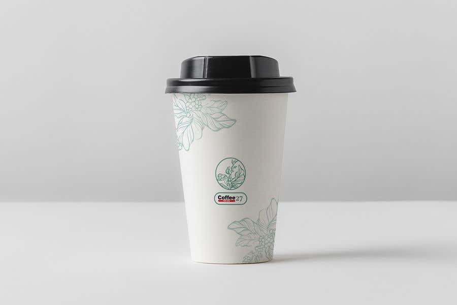 Proposition n°                                        11                                      du concours                                         Paper coffee cup design