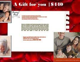 #26 para Design a 5x5 trifold gift voucher with a rustic earthy feel neat and well designed. - 10/04/2019 11:11 EDT por raorajpoot9
