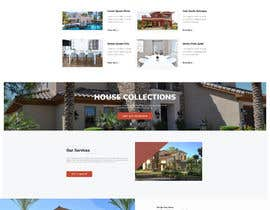 Nro 15 kilpailuun Relaunch of website for real estate in Wordpress käyttäjältä Nibraz098
