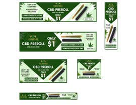 #78 for Create Ads For Special 420 Preroll Offer af Rajib1688
