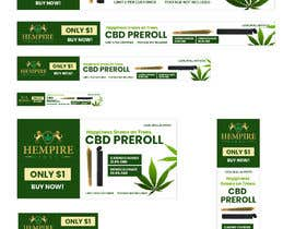 #108 for Create Ads For Special 420 Preroll Offer af mkg2000