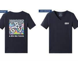 BrightVisionLab tarafından Design T-shirt, Hat and backpack (AVICKEY/SICK BOY) $20 PER WINNER için no 72