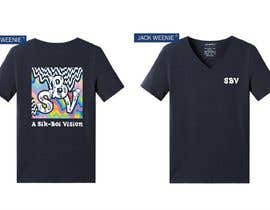 #72 cho Design T-shirt, Hat and backpack (AVICKEY/SICK BOY) $20 PER WINNER bởi BrightVisionLab