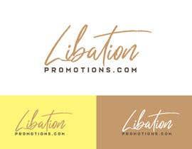 Nro 309 kilpailuun Need New Logo-Libation Promotions käyttäjältä ghostpixel123