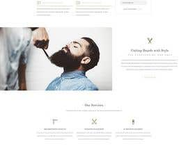 #6 for Website Design for Barbershop in USA by Anikbhawal