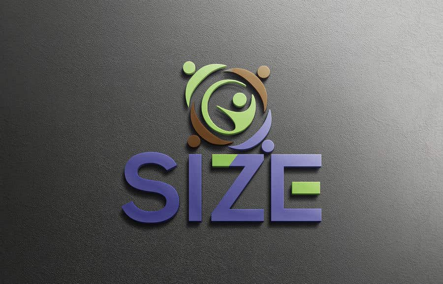 Contest Entry #448 for Logo Design - SIZE