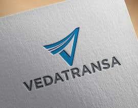"""nº 244 pour Logo for """"Vedatransa"""" logistics company. par hossaintuhinbd1"""