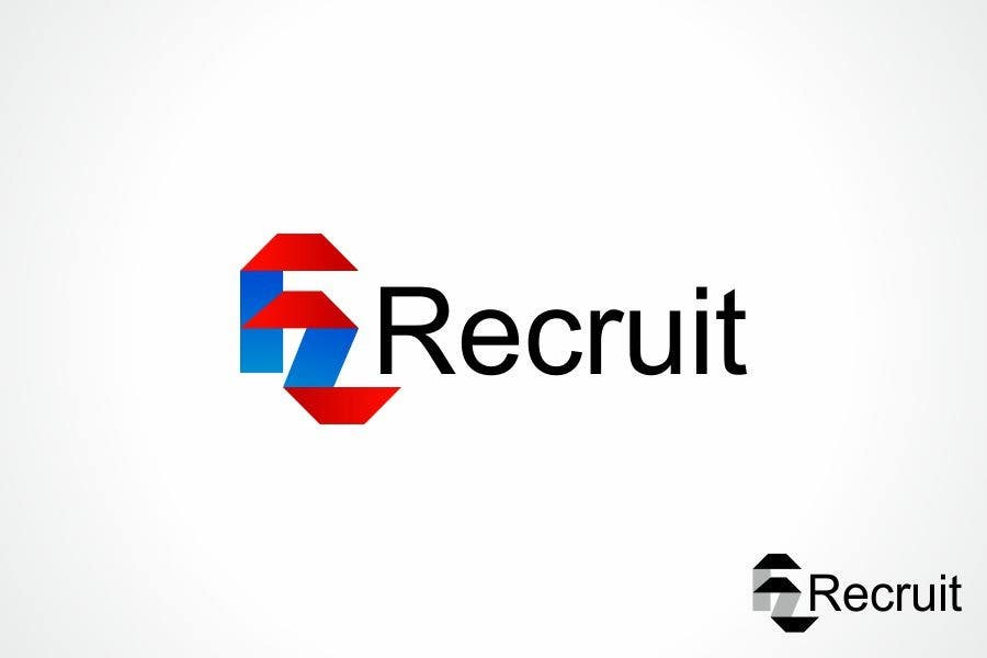 Penyertaan Peraduan #44 untuk Logo Design for a recruitment software