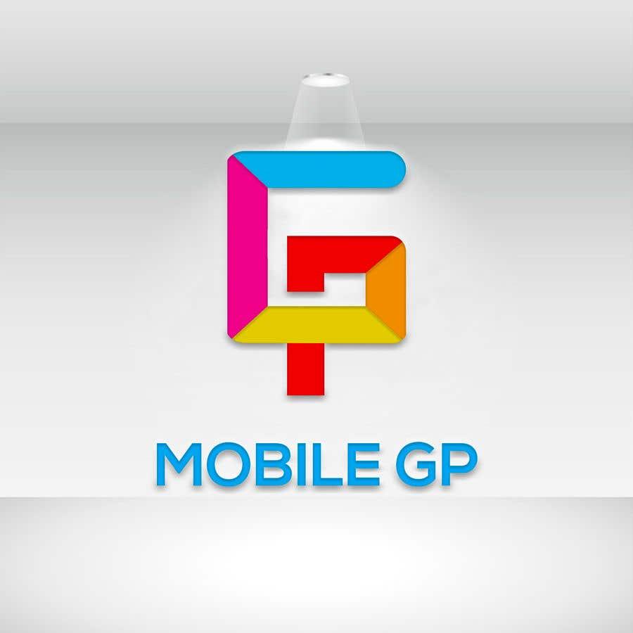 Penyertaan Peraduan #1107 untuk Design a logo for MOBILE GP