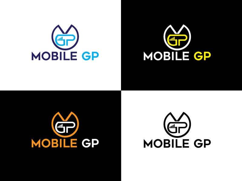 Penyertaan Peraduan #1098 untuk Design a logo for MOBILE GP