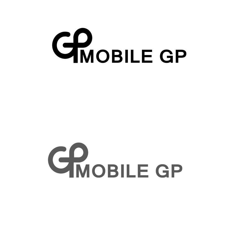 Penyertaan Peraduan #1099 untuk Design a logo for MOBILE GP