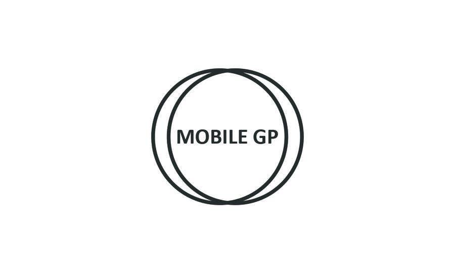 Penyertaan Peraduan #1085 untuk Design a logo for MOBILE GP