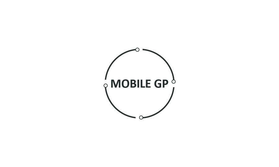 Penyertaan Peraduan #1086 untuk Design a logo for MOBILE GP