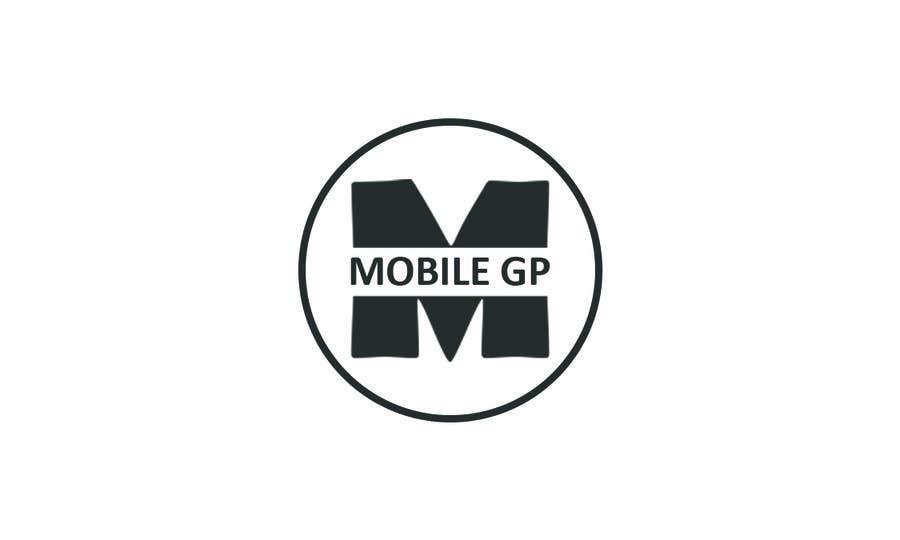 Penyertaan Peraduan #1096 untuk Design a logo for MOBILE GP