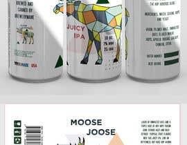 #9 untuk Beer Can Design - Moose Joose oleh agustinscalisi