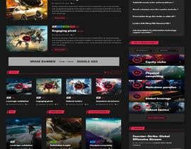 #12 untuk E-sports org website build oleh Moniruzzaman51
