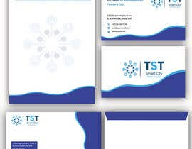 #33 cho Design business card & letter head bởi arifjiashan