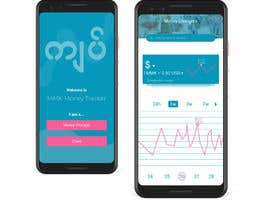 #13 untuk Design Mobile App (Android) for MMK Tracker oleh kksaha345