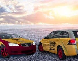 #22 para Car Photoshop Design por sharmincm