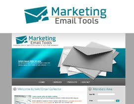 nº 12 pour Logo Design for MarketingEmailTools.com par KennyMcCorrnic
